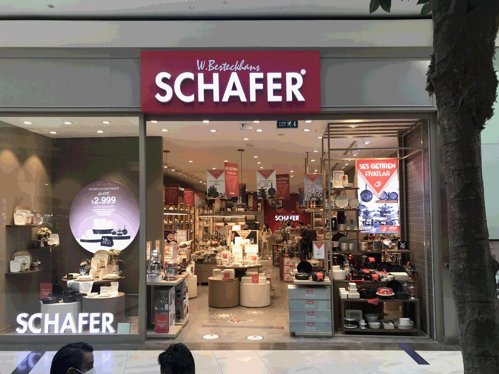 İSTANBUL SCHAFER MALL OF İSTANBUL AVM